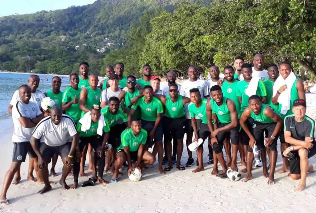 Nwakali Eager To Make Super Eagles Debut Vs Seychelles