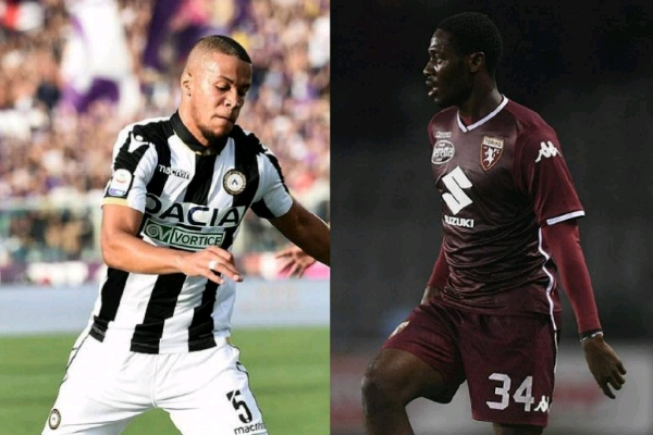 Injuries Threaten Troost-Ekong Vs Aina As Udinese Host Torino In Serie A