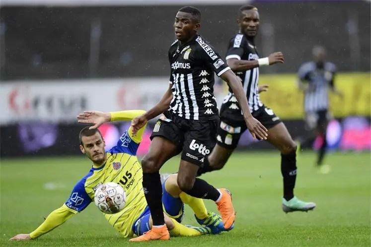 Osimhen Doubtful For Waregem – Charleroi Clash Over Injury