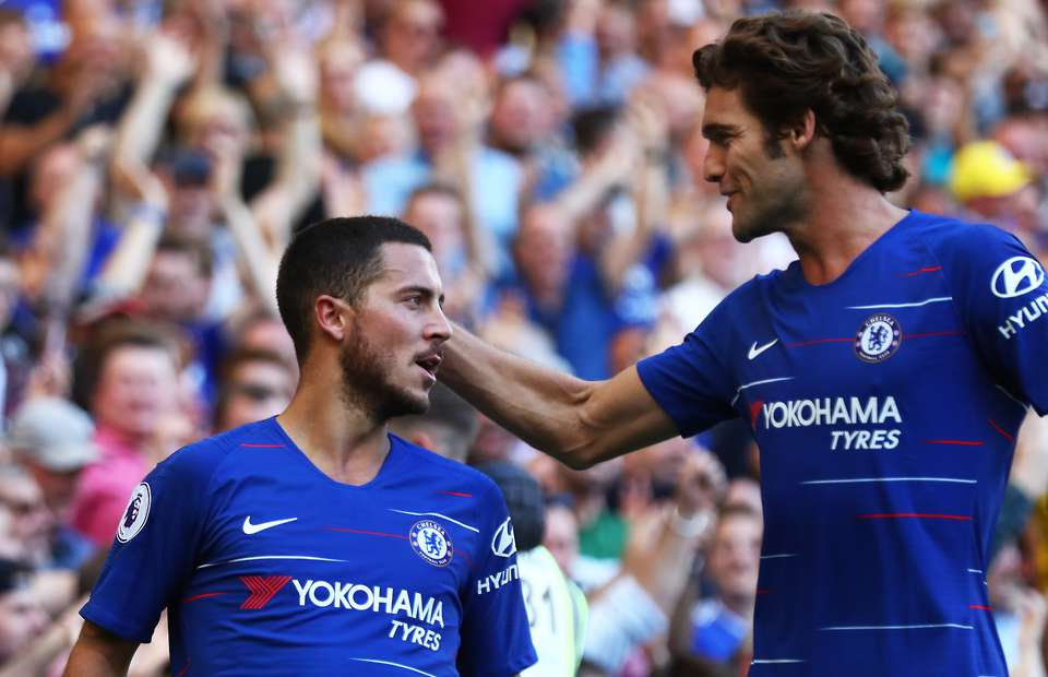 Alonso Makes Hazard Claim