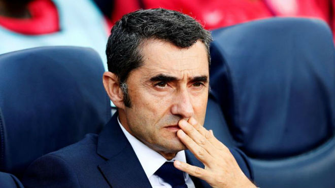 Barcelona Must Find A Way To Cope – Valverde
