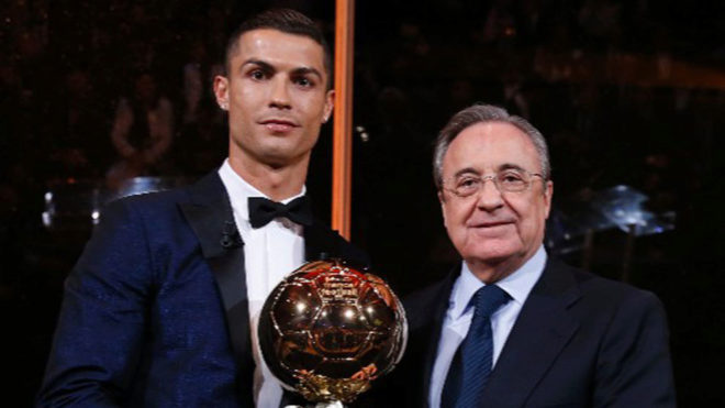 Real Did Not Want Ronaldo Exit – Perez