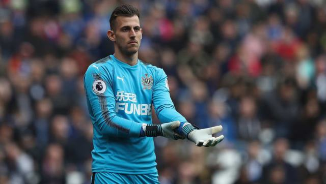 Dubravka Plays Down Magpies' Form