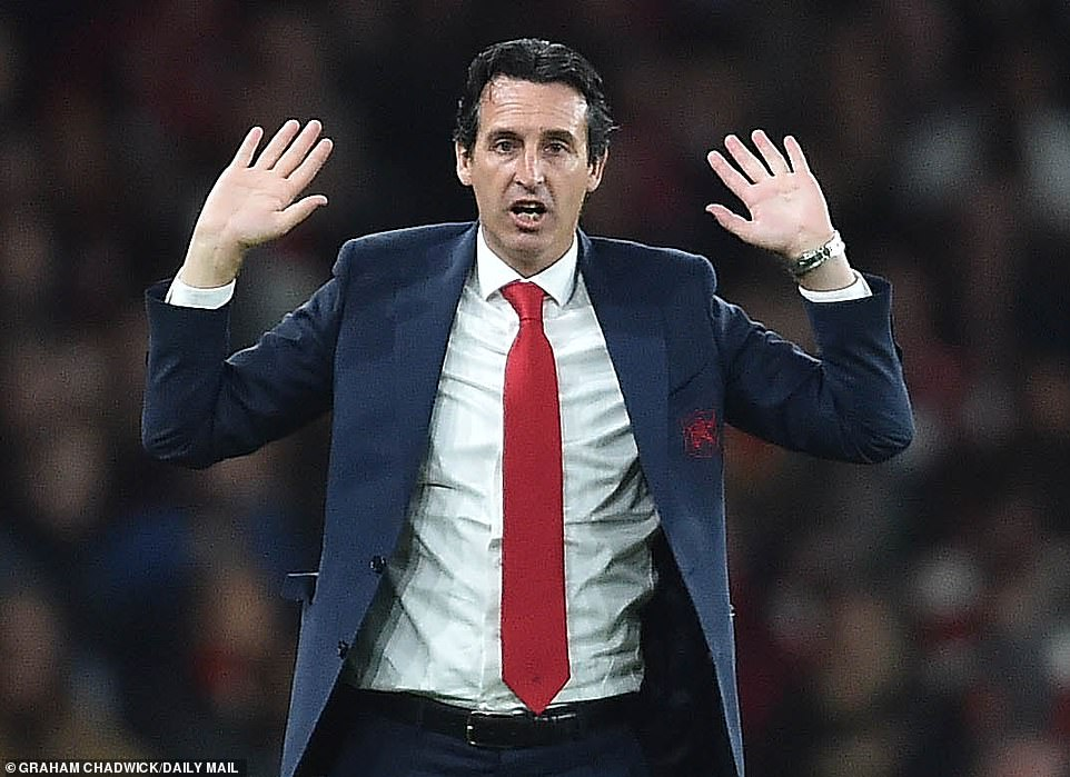Emery: Arsenal Not Yet Title Contenders