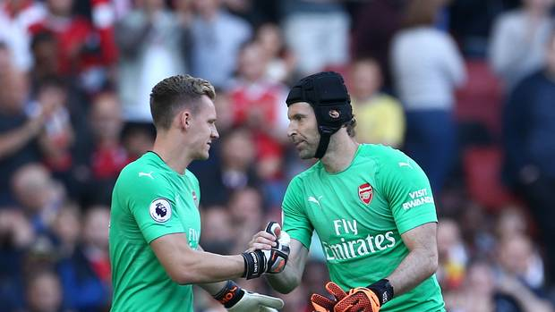 Leno Eyes Cech's Number One Spot