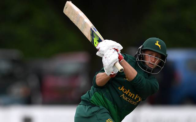 Root Pens Two-Year Glamorgan Deal