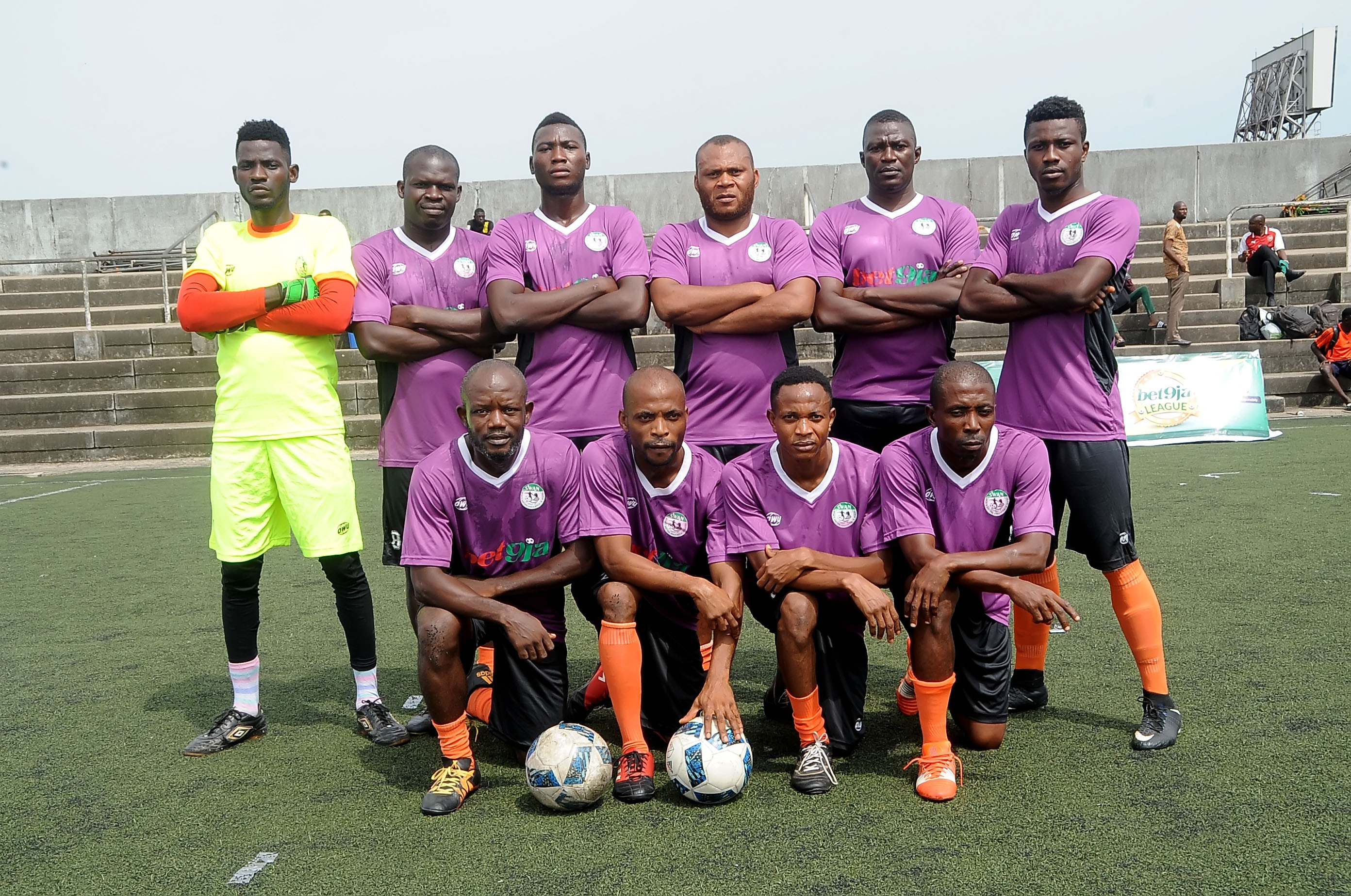 2018 Bet9ja Lagos SWAN Cup: Complete Sports Look To Retain Title, Clash With Community Watch In The Final