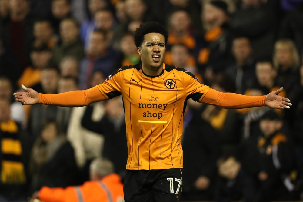 Wolves Winger Happy With International Bow