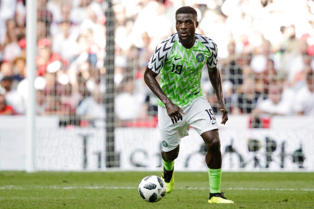 Ogu Urges Fans Support For Eagles' Victory Against Libya