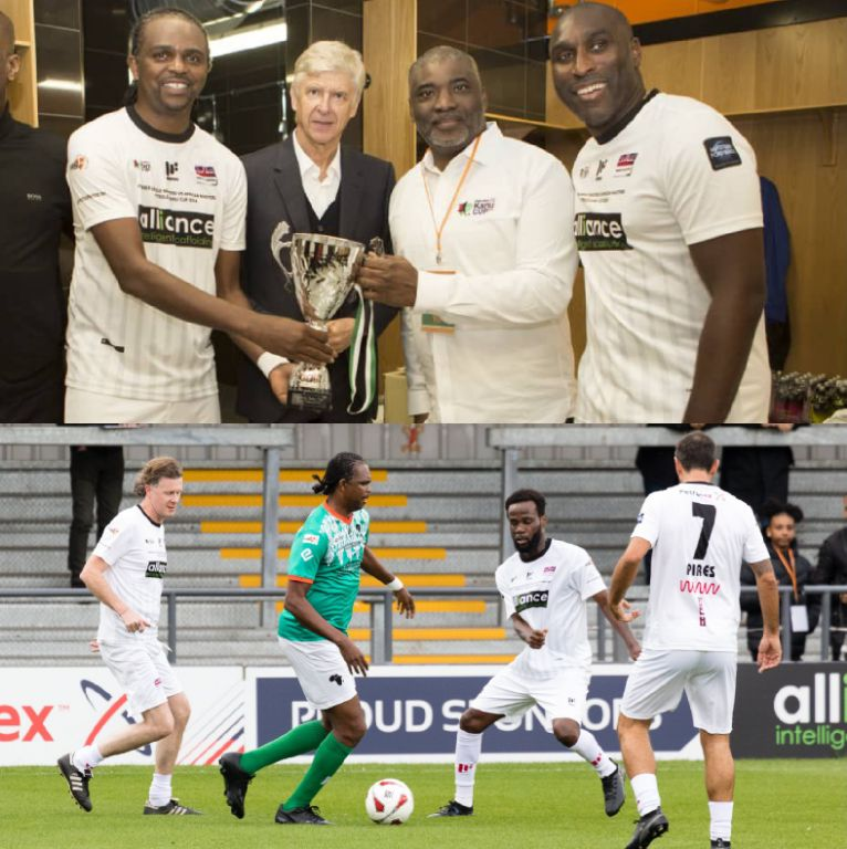 Kanu Lauds Sponsors, Supporters For Successful 2018 Petrolex Kanu Cup
