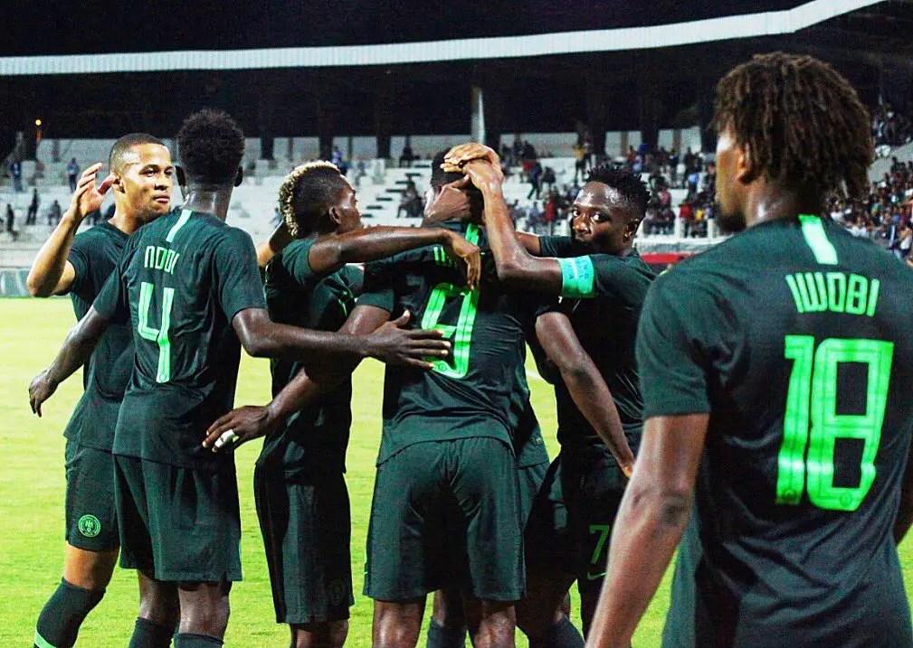 Rohr: Eagles Won't Miss Ndidi Vs Bafana Bafana