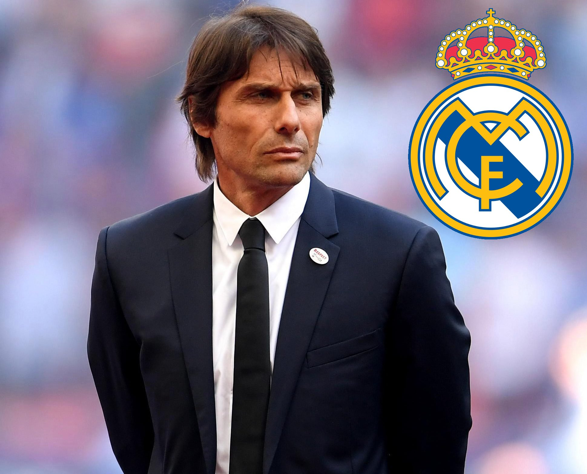 Conte's Brother/Agent: No Real Madrid Contact For Antonio