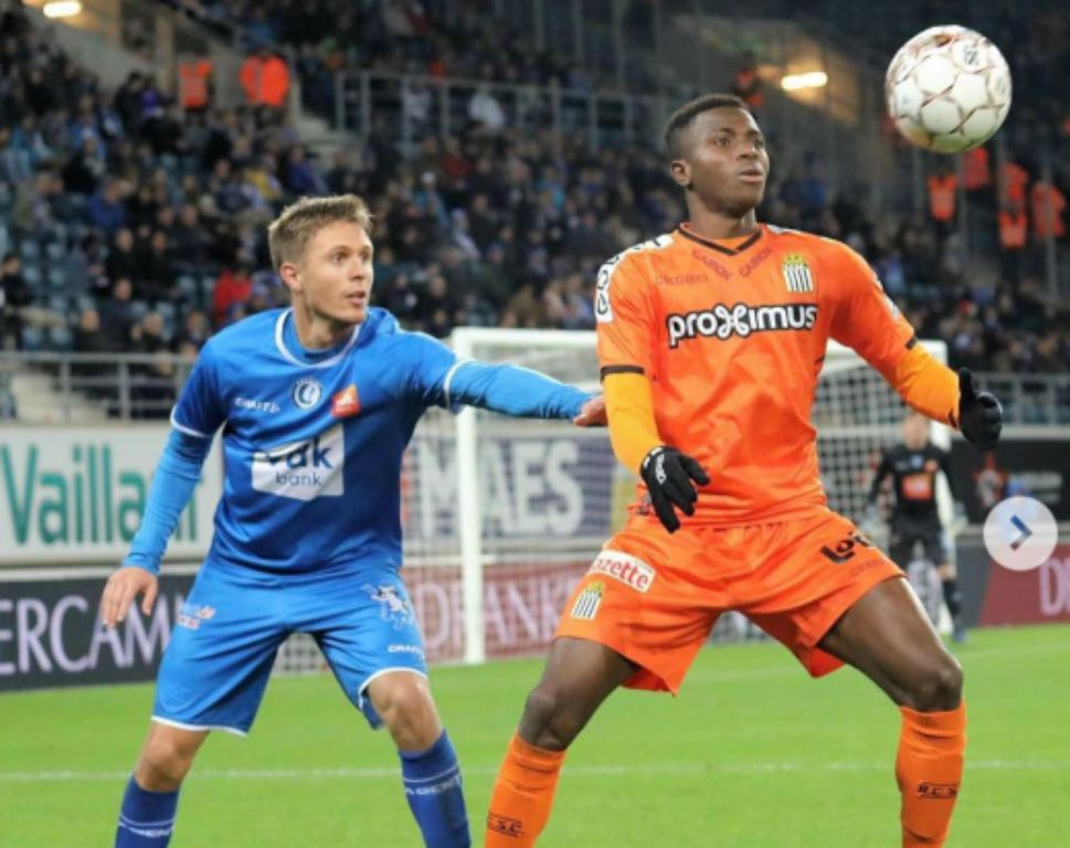 Osimhen Focuses On Charleroi Next Game After Defeat To Awoniyi's Gent