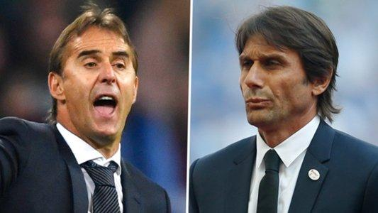 Real Madrid Sack Lopetegui, Conte Set To Take Over