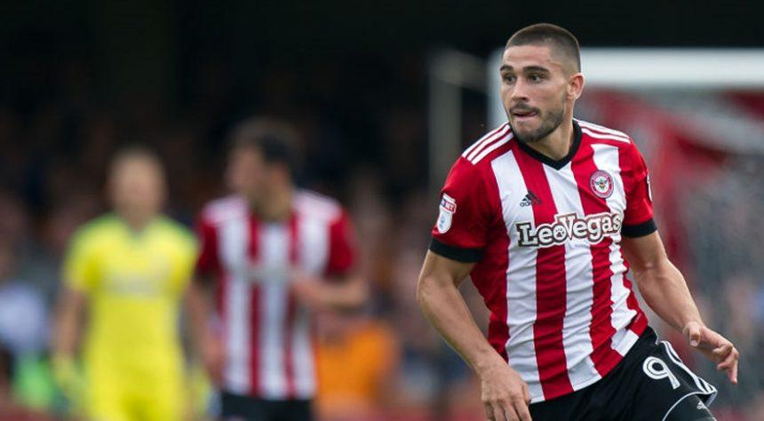 Town Tipped To Make Maupay Move