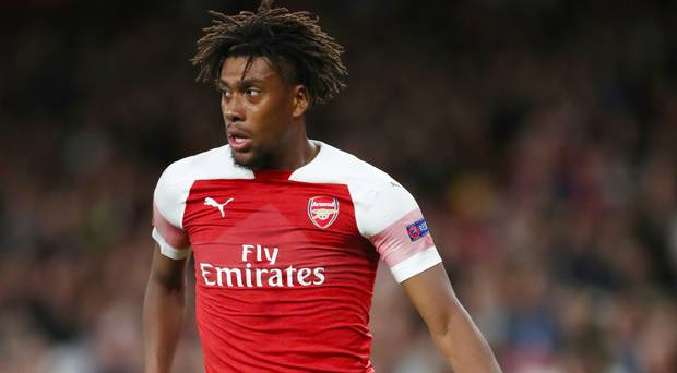 Emery Urges Iwobi To Dazzle More, Not Worry About Mistakes