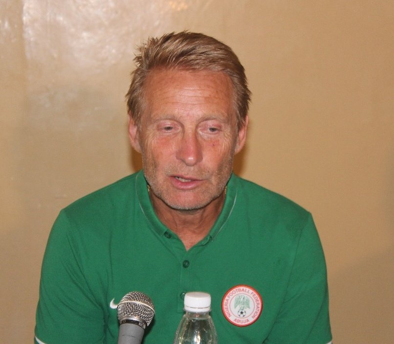2018 AWCON: Super Falcons Coach Dennerby Targets Successful Title Defence