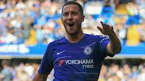 Hazard Named Premier League Player Of The Month For September