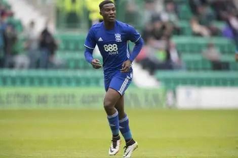 Otabor Opts For Nigeria, Turns Down England U-21
