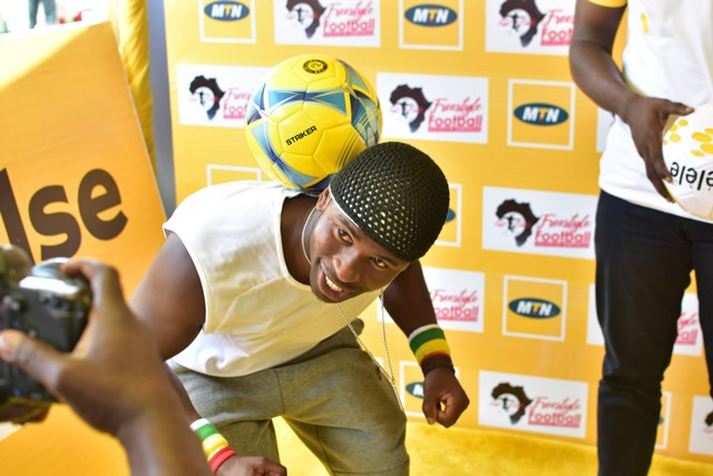 MTN Continues Support For African Football