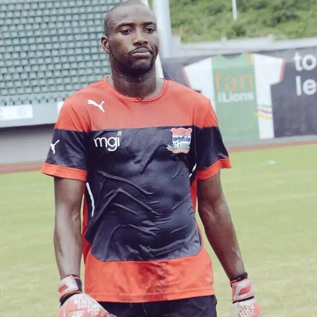 AFCON 2019:  Gambia Coach Saintfiet Invites El-Kanemi Goalie Jobe For Togo Clashes