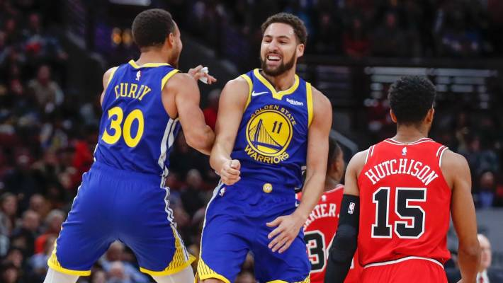 Thompson Eclipses Curry Benchmark