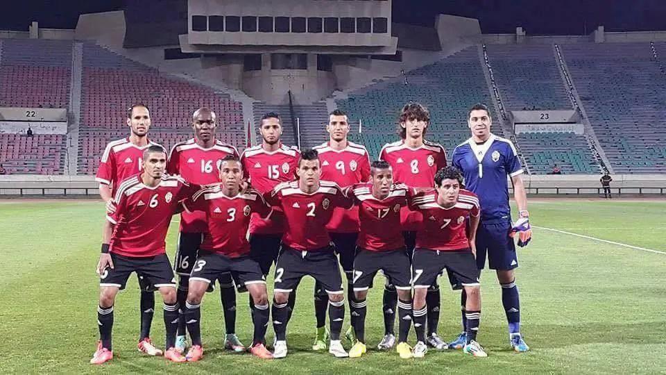 Libya Lose Top Star Al-Jamal To Injury, Jet Into Sfax For Eagles