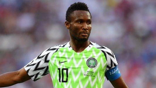 Rohr: Mikel Will Decide On Super Eagles Return
