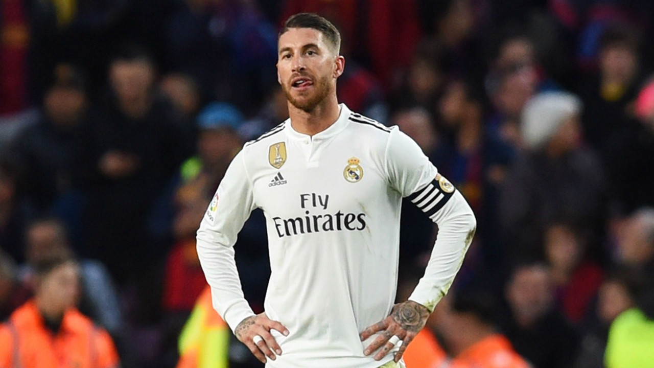 Ramos: Blame Us, Players For Lopetegui's Sack