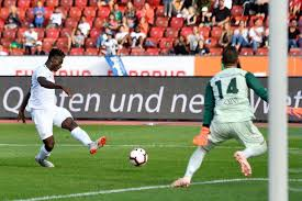 Europa League: Odey Bags Winning Goal  For FC Zurich, Iwobi Subbed On In Arsenal Win Vs Sporting Lisbon