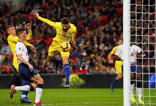 Moses Absent As Spurs End Chelsea 19 Match Unbeaten Run