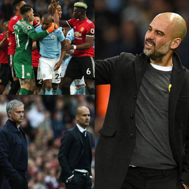 Guardiola: Manchester Derby Not Biggest Game Of The Season