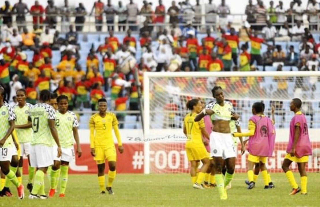 Oshoala: It's Make Or Break For Super Falcons Against Zambia
