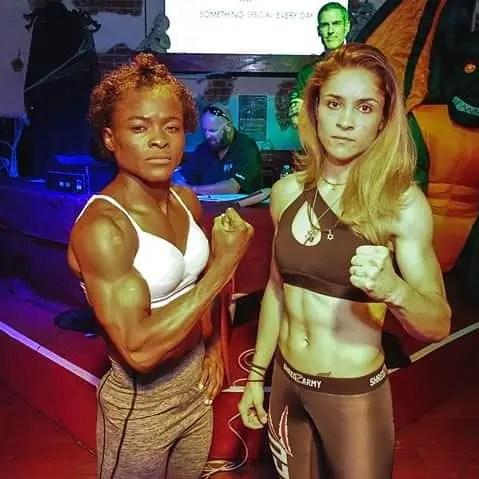 Lovethpatra: Nigerian Police (ASP) Cum Kickboxing Champ!