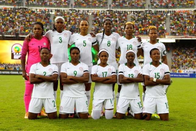 Super Falcons Land In Spain; To Face UMF Selfoss,Canada