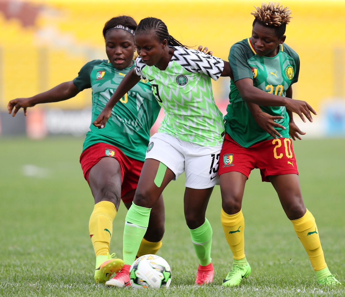 GREAT!: How Super Falcons Rated In AWCON 2018 Semi-Final Win Vs Cameroon