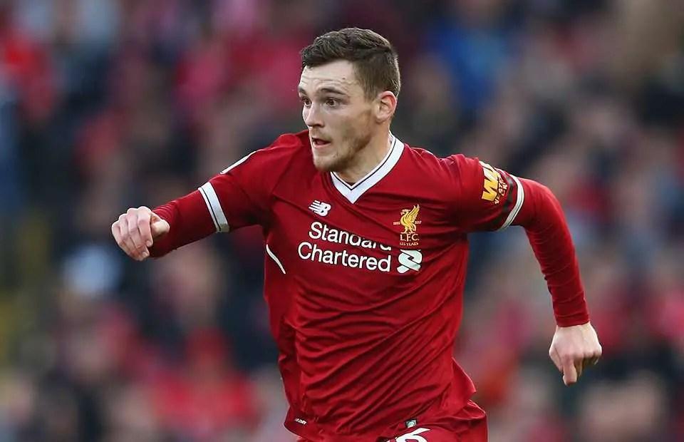 Robertson Backs Reds For PSG Win