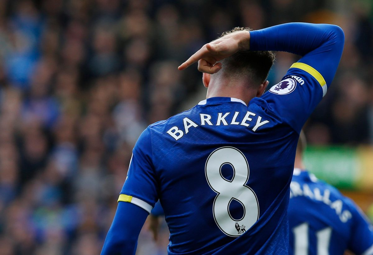 Barkley Ready For Hot Reception
