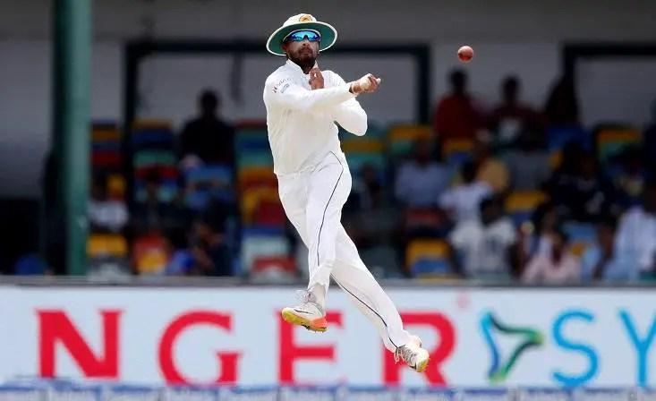 Chandimal Injury Leaves Sri Lanka Sweating