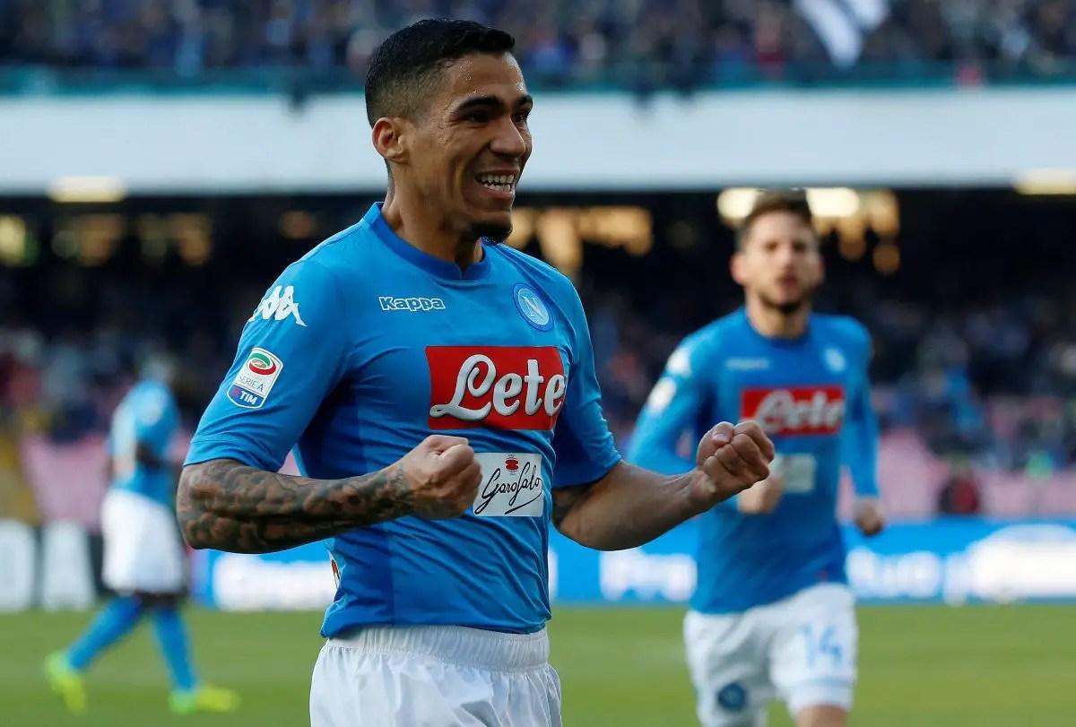City Linked With Napoli Raid