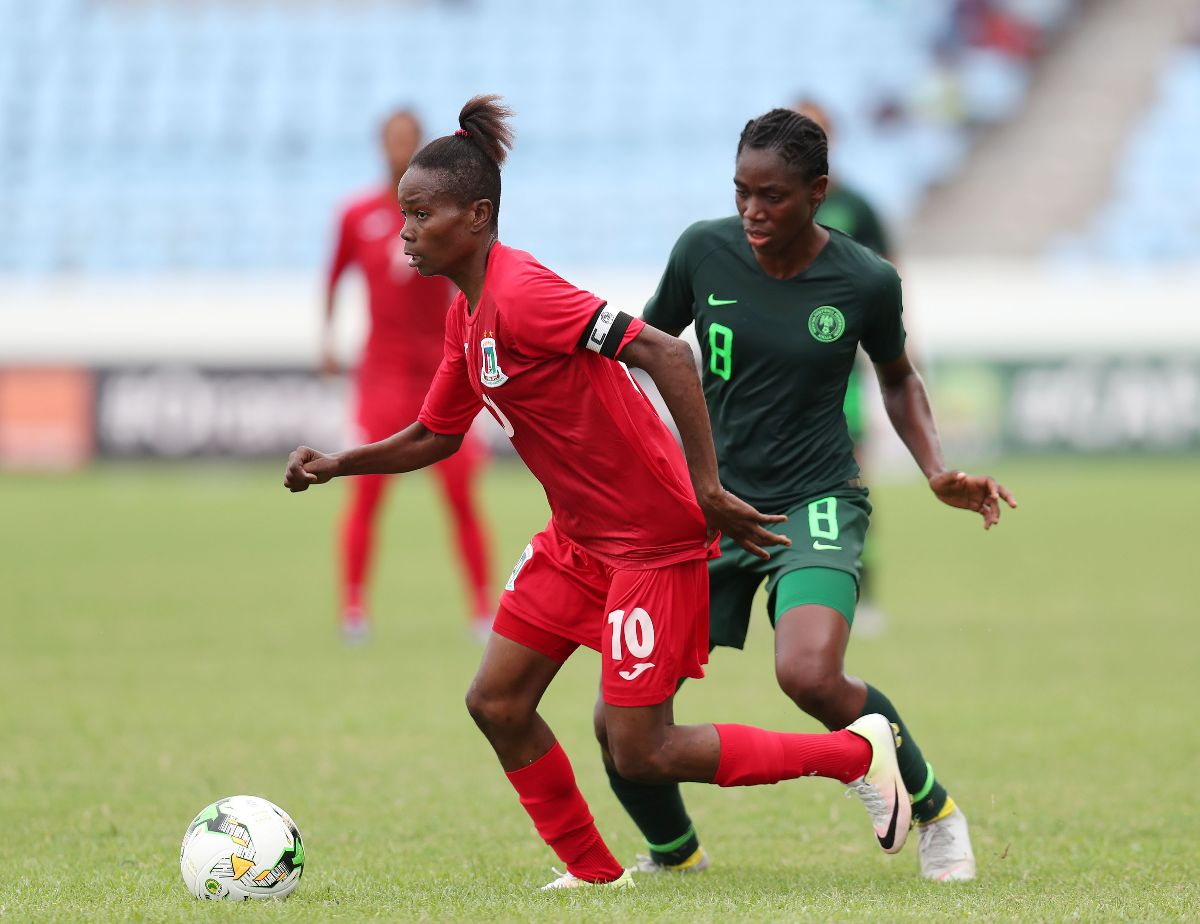 5 Talking Points From Super Falcons'  Win Vs Eq. Guinea At AWCON 2018