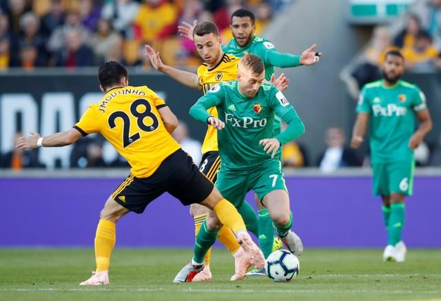 Deulofeu Delighted With Hornets Switch Decision