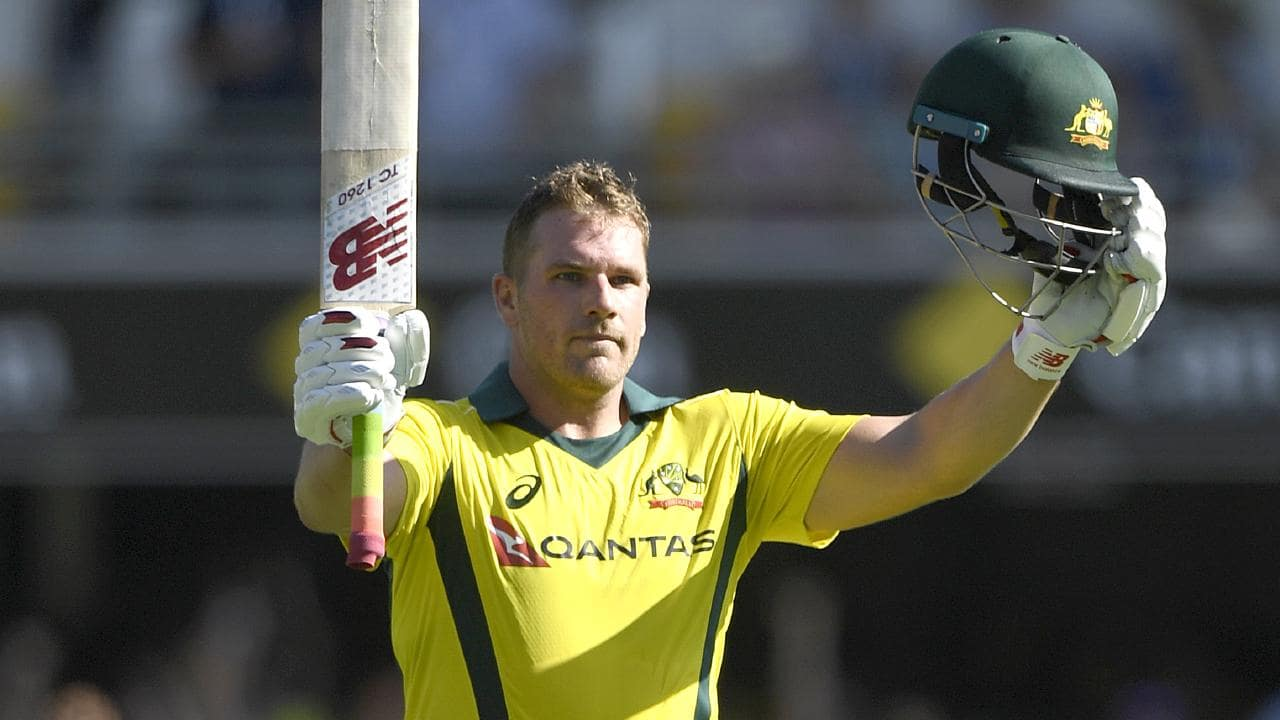 Finch Hails Stoinis Calmness In T20 Win