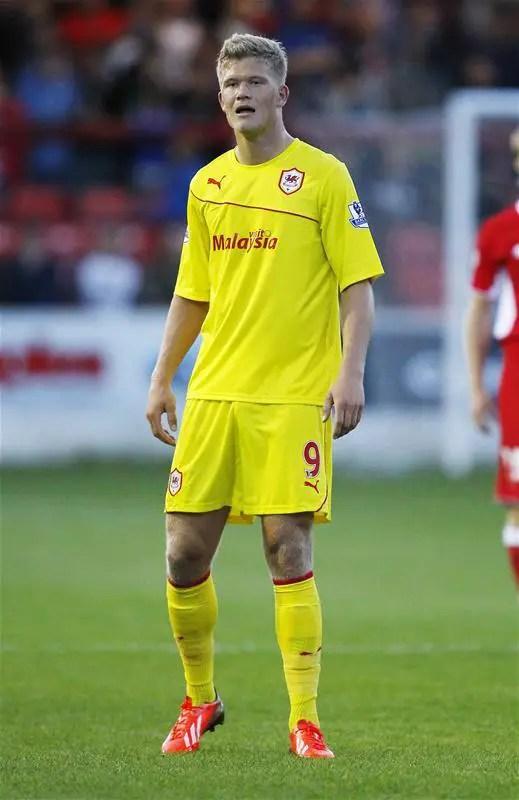 Former Striker Hits Back At Cardiff