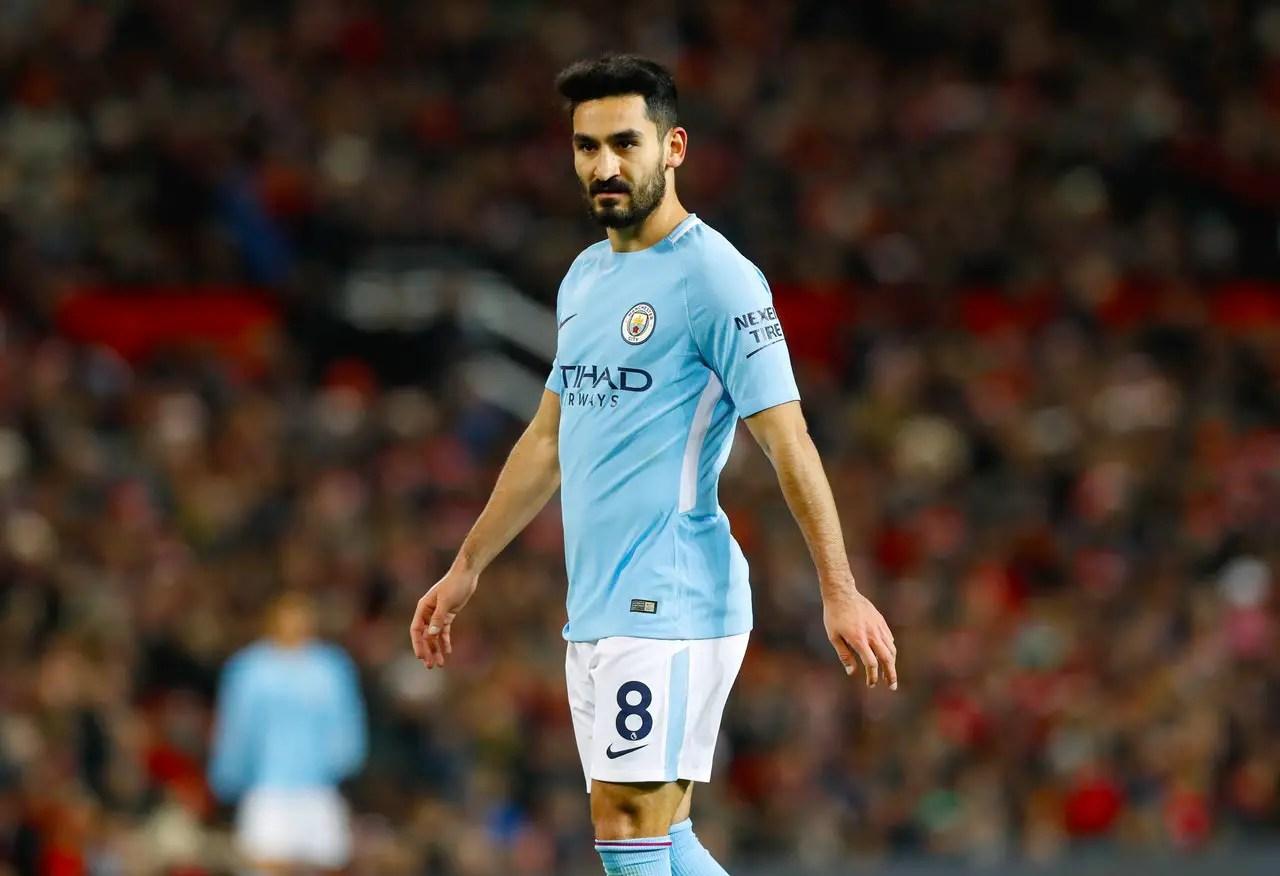 Gundogan Has Cup Return Chance
