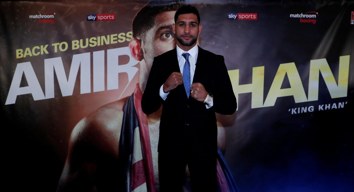 Hearn – Brook v Khan To Be Agreed In December