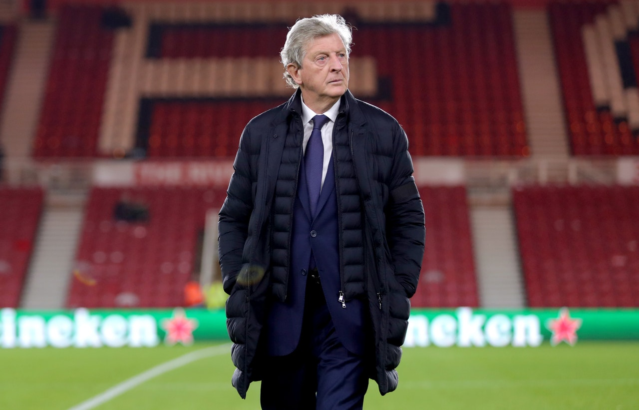 Hodgson Left To Rue Luck As Palace Go Out