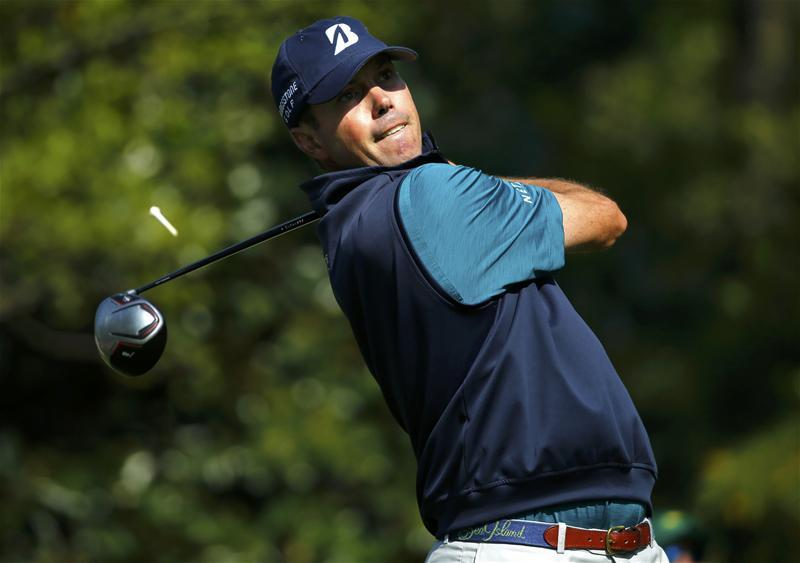 Kuchar Happy With Mexico Start