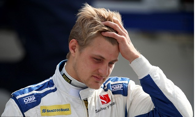Ericsson 'Hurt' At Losing Sauber Spot