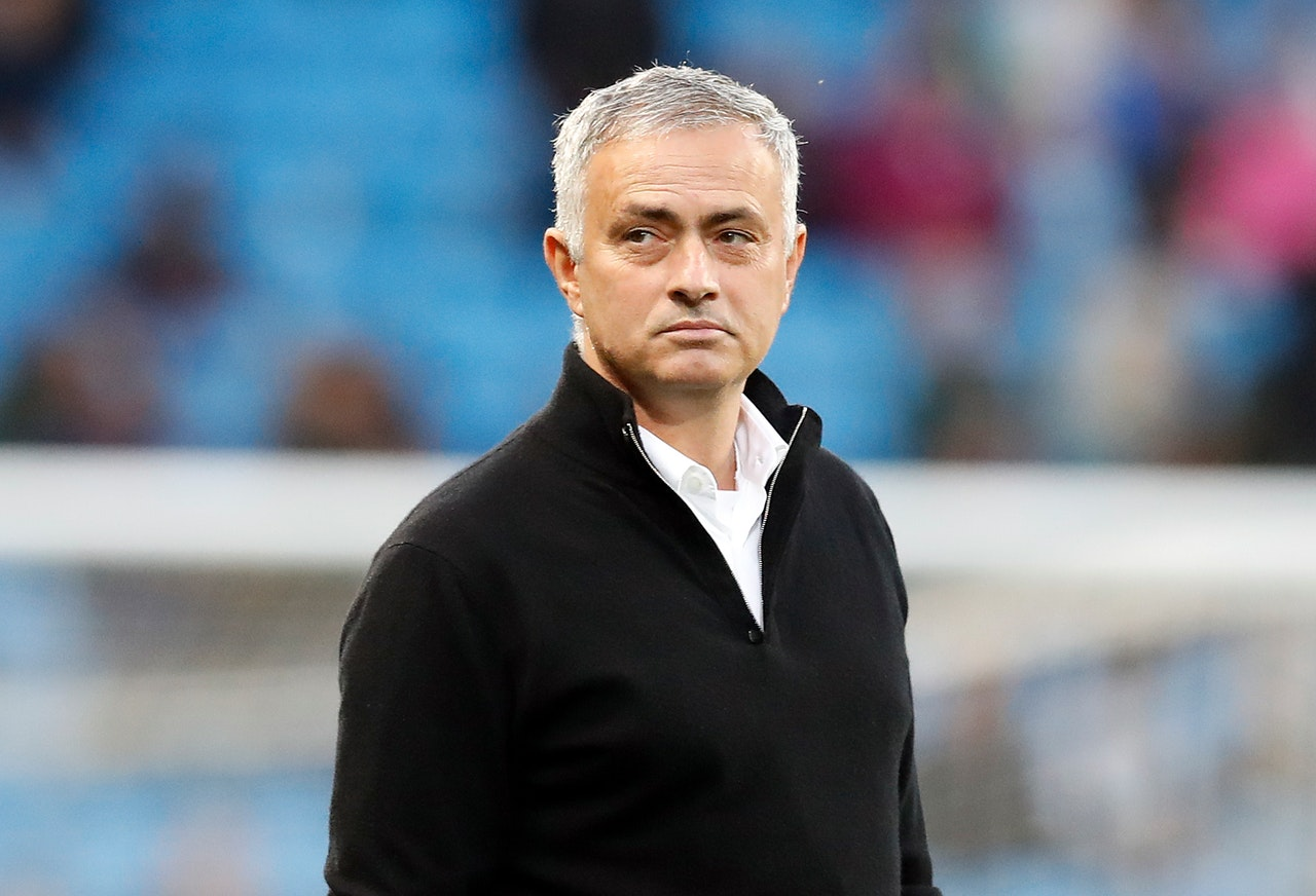 "Mourinho Not Interested In Media ""Character"" Games"